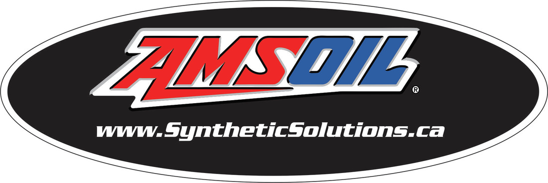 AMSOIL Stickers Canada