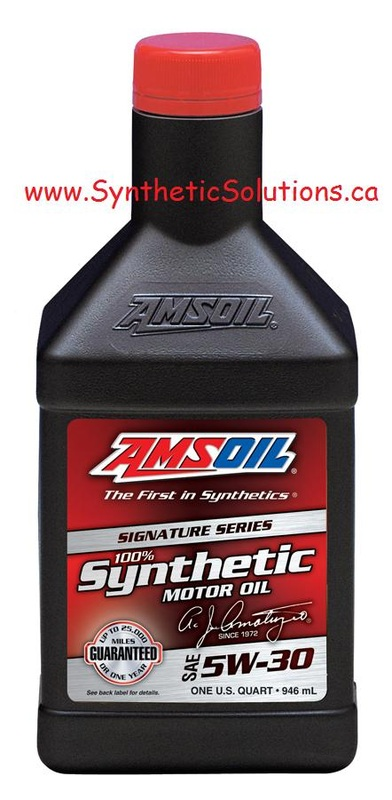 Where to buy AMSOIL 5W-30 in Chilliwack